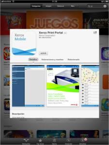 Xelox mobile print