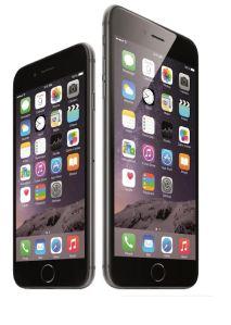 El nuevo Iphone 6 en sus dos versiones